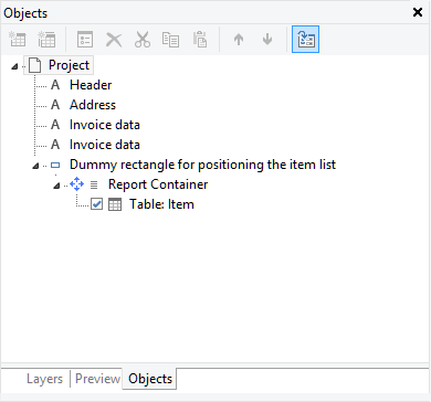 Feature of report generator version 21